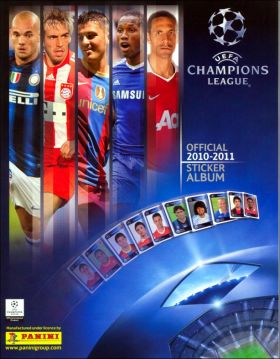 Voetbal Champions League 2010-2011