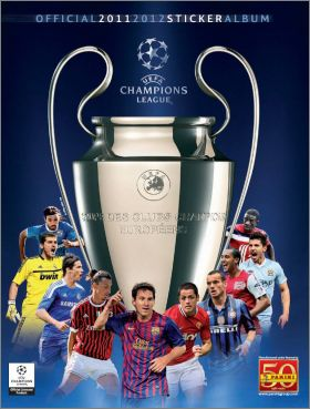 Voetbal Champions League 2011-2012