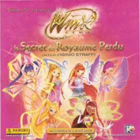 WInx club Mac Donald album A