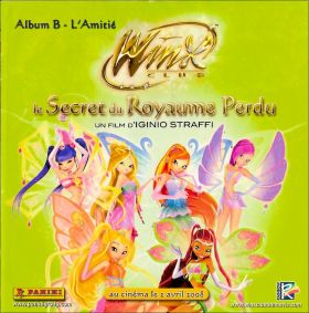 WInx club Mac Donald album B