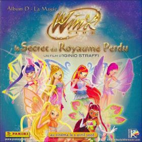 WInx club Mac Donald album D