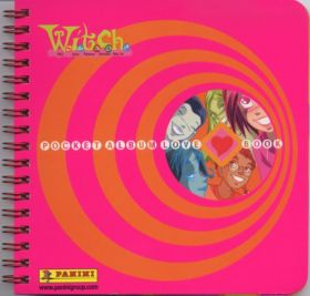 W_I_T_C_H Pocket Boek