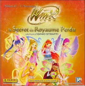 Winx Club Mac donald album C
